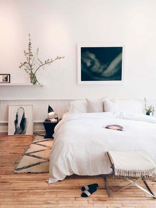 7 sencillas ideas diy para hacer un cabecero de cama - Hacer un cabecero de cama ...