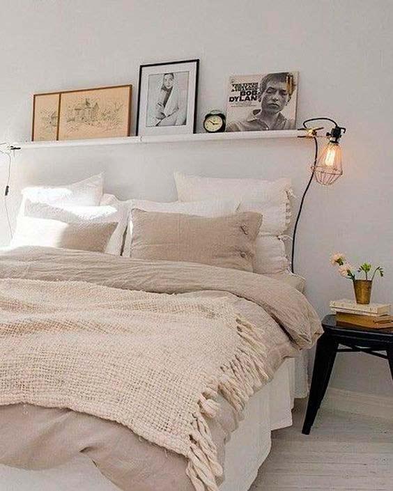 7 sencillas ideas diy para hacer un cabecero de cama - Cabecero cama original ...
