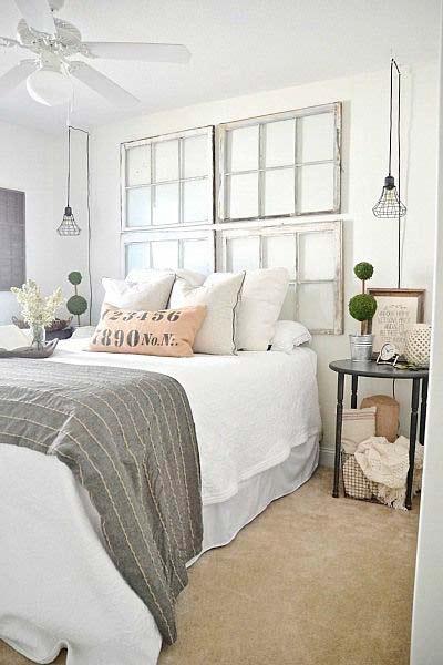 7 sencillas ideas diy para hacer un cabecero de cama - Cabecero cama casero ...