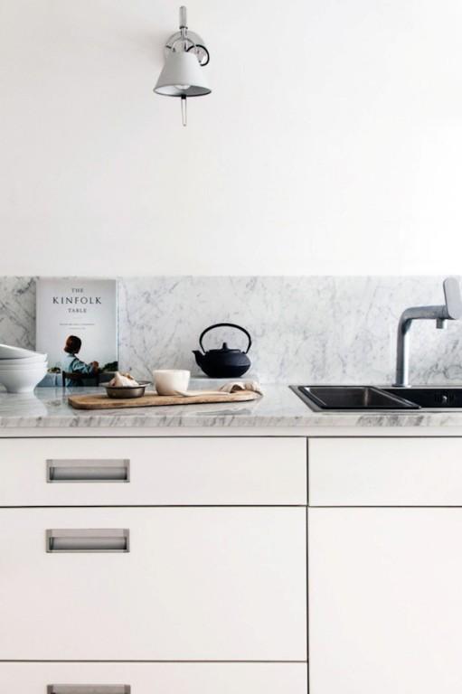 aplique de pared tolomeo en cocina