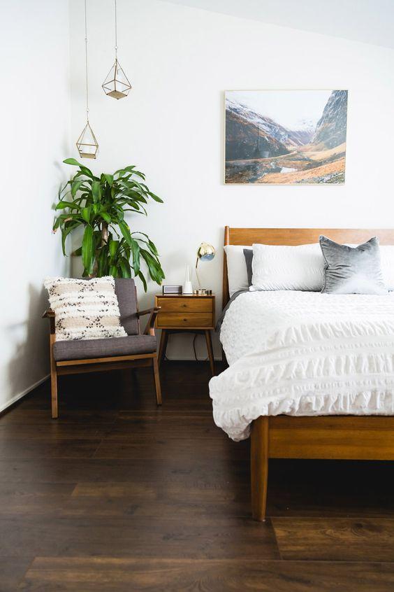 cómo iluminar un dormitorio, propuesta IconsCorner