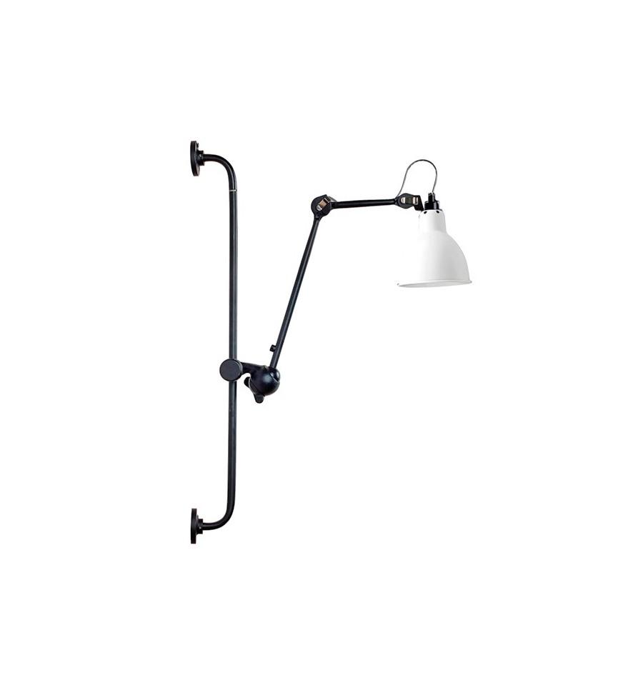 Lámpara industrial Bernard-Albin Gras