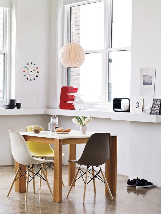 sillas de diseño Eames