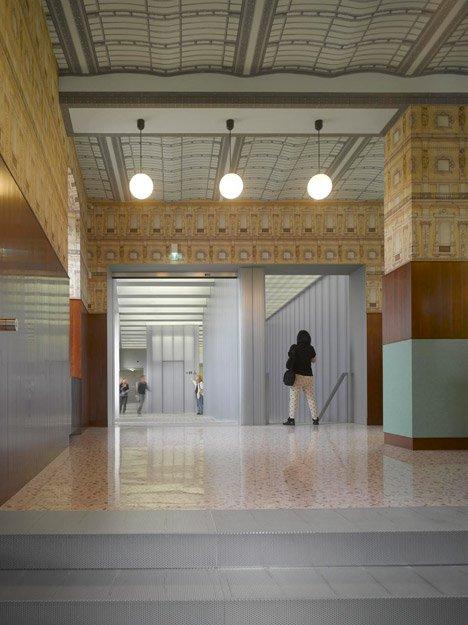 interiores con estilo - Bar Luce Milán detalle 2