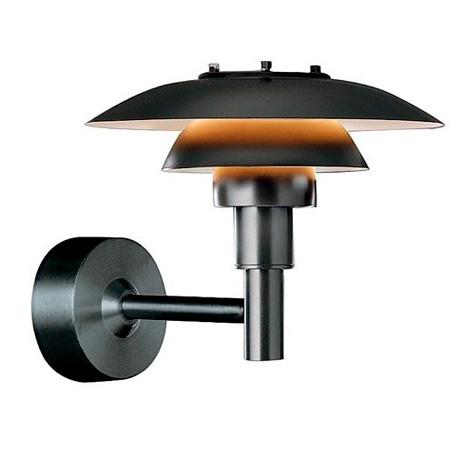 iluminación industrial: Aplique de pared de estilo nórdico
