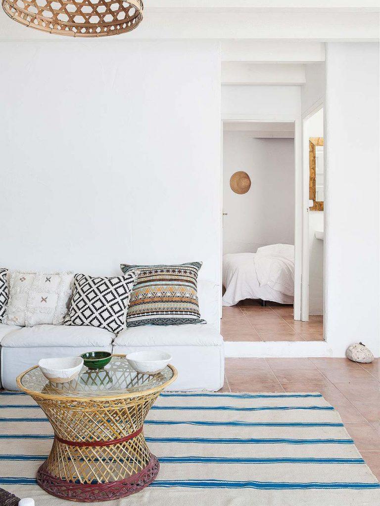 ambiente decorativo mediterráneo detalle