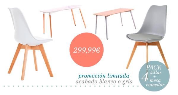 Muebles de dise o online y de sal n modernos tienda for Sillas diseno oferta